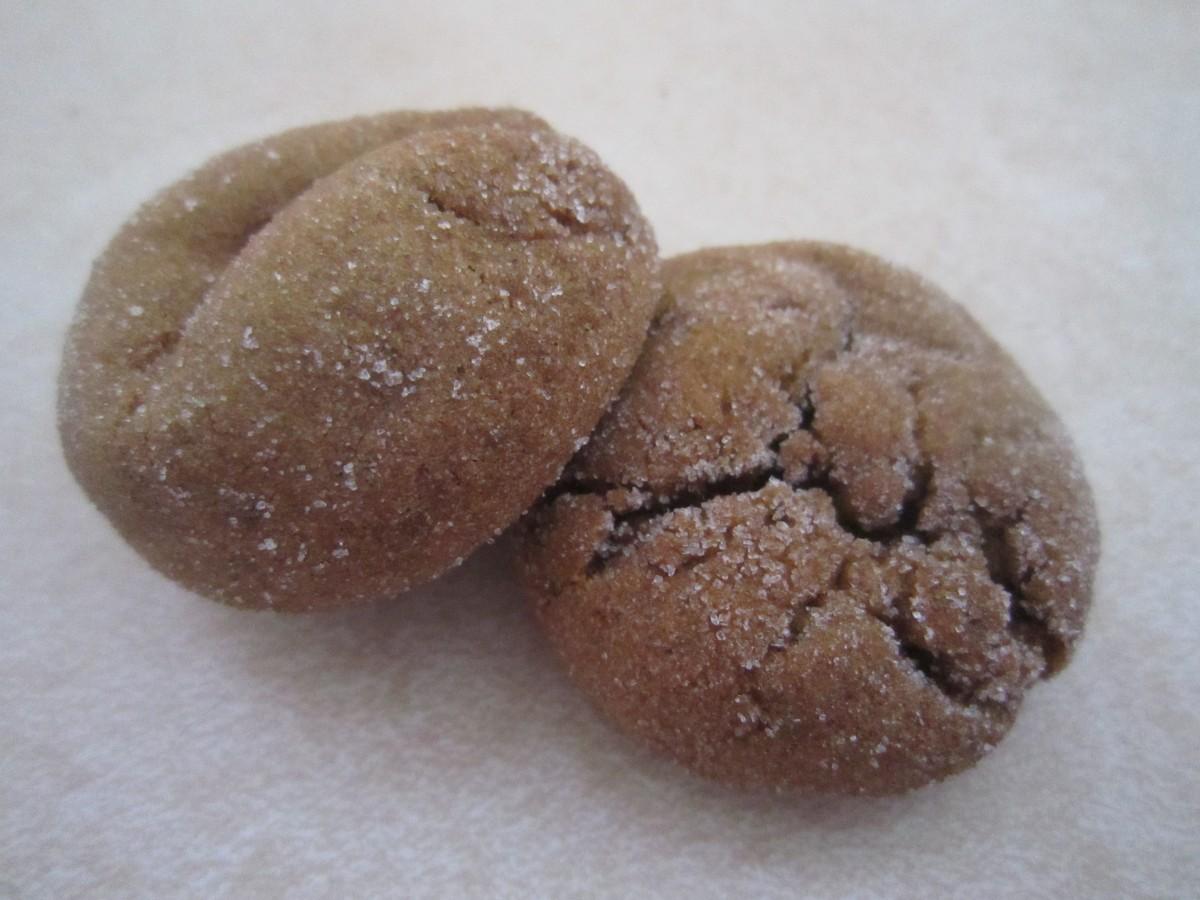 Pumpkin Molasses Cookies – Warm Vanilla Sugar