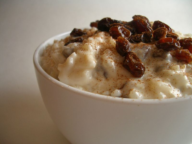 Classic Rice Pudding – Warm Vanilla Sugar