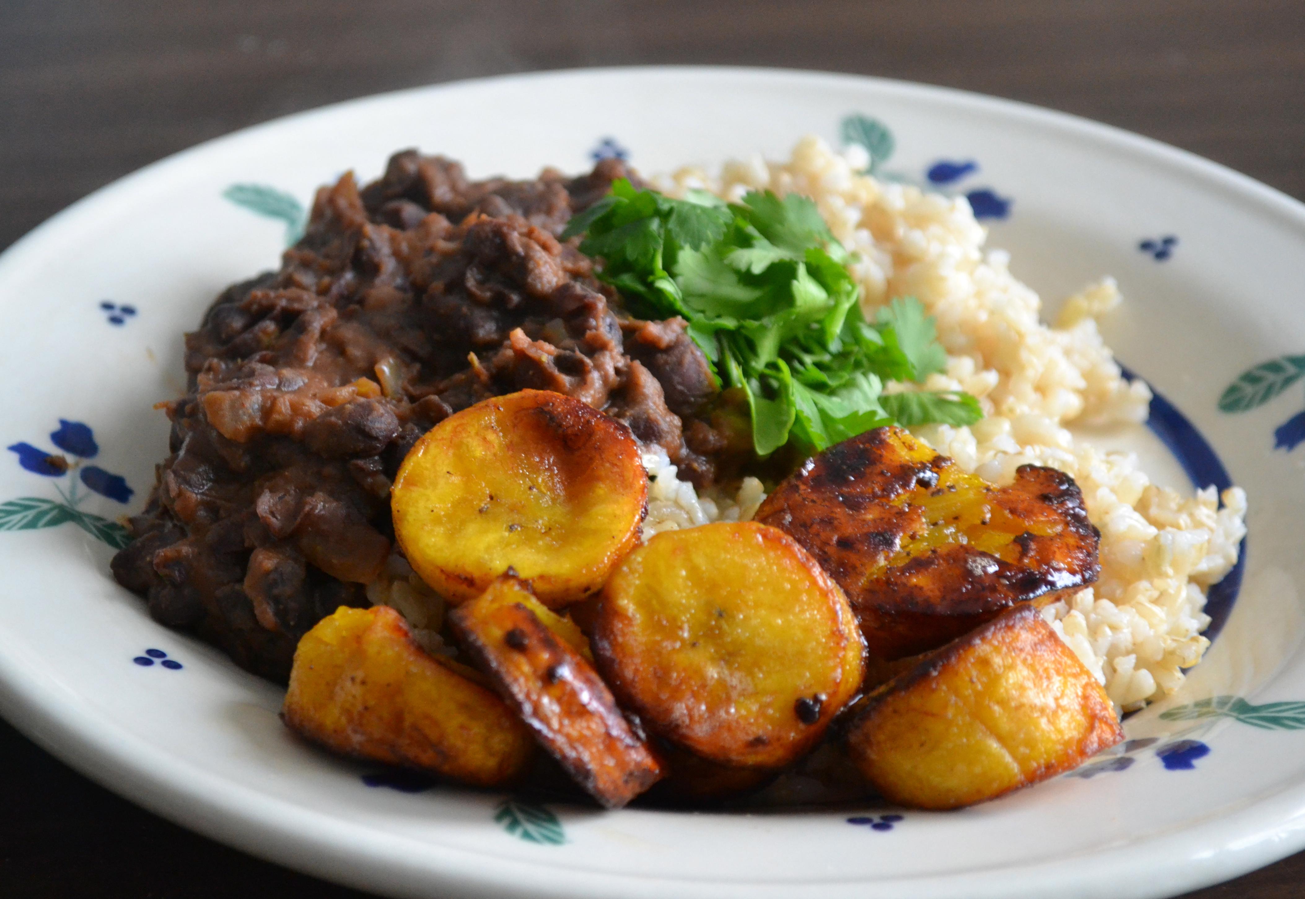 Costa rican black beans warm vanilla sugar luckily my vacation in costa rica forumfinder Choice Image