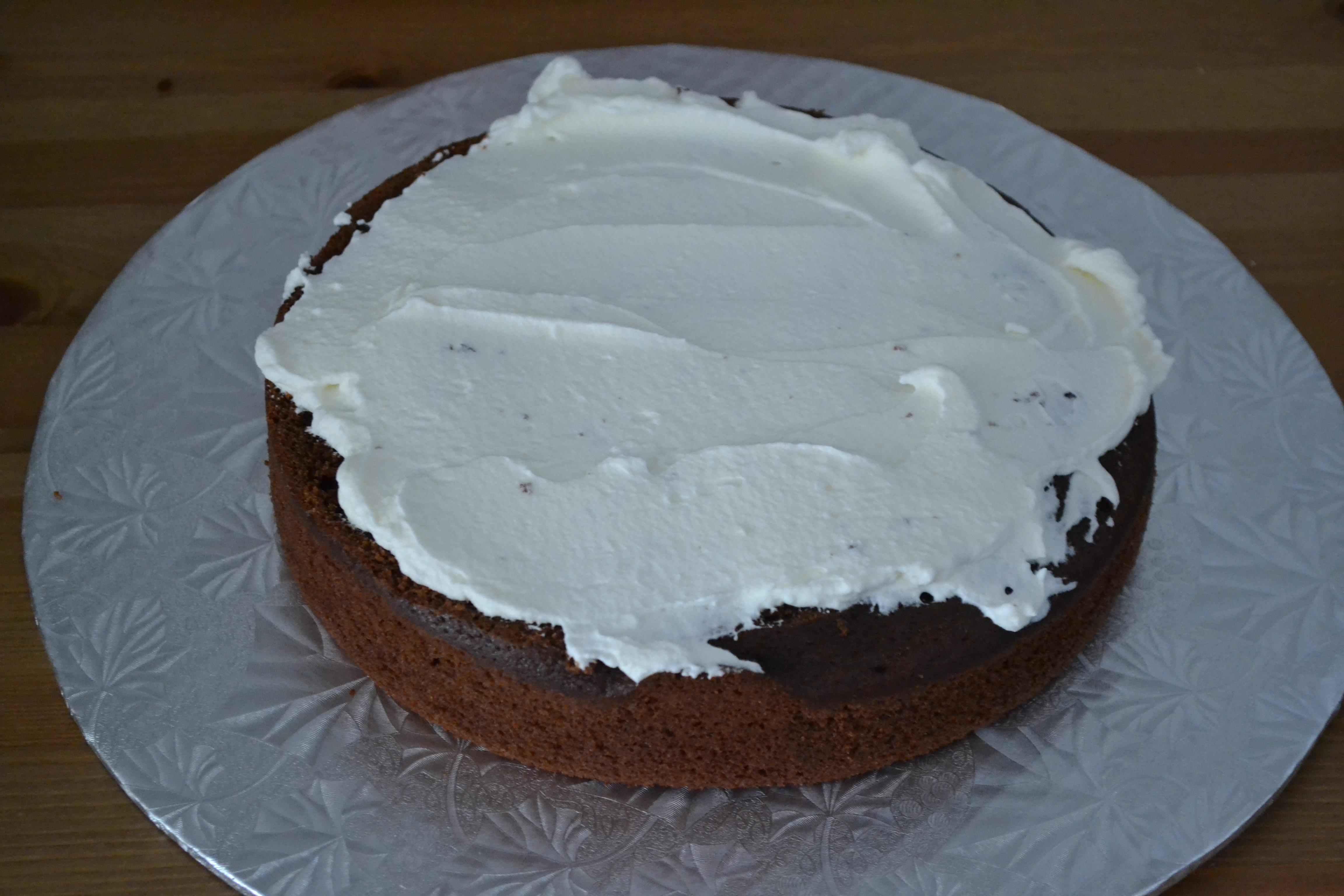 Tuxedo Cake – Warm Vanilla Sugar