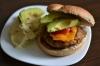 Black Bean Burgers // Warm Vanilla Sugar